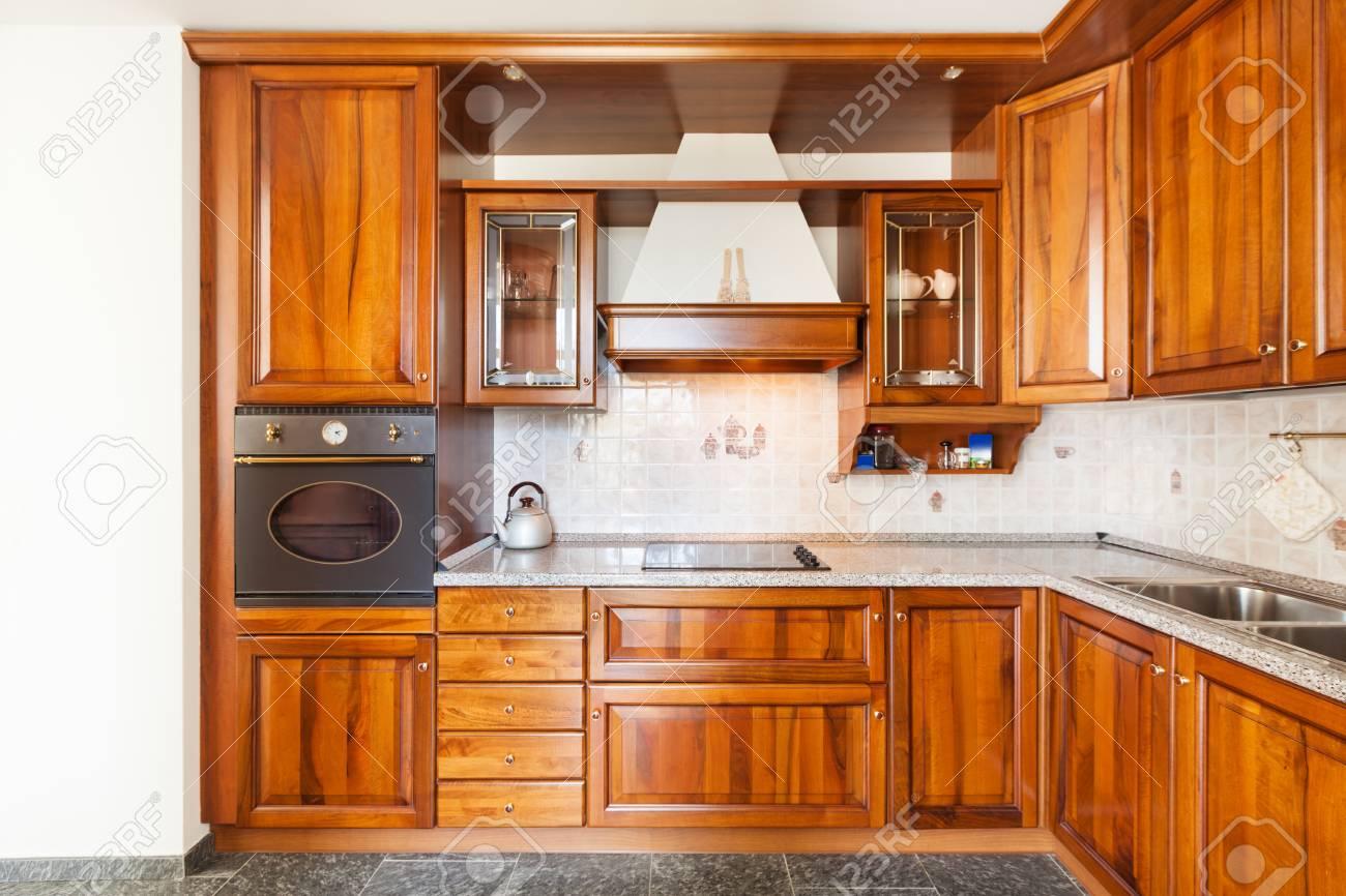 Architecture, Appartement Classique Meublé, Cuisine Domestique ...