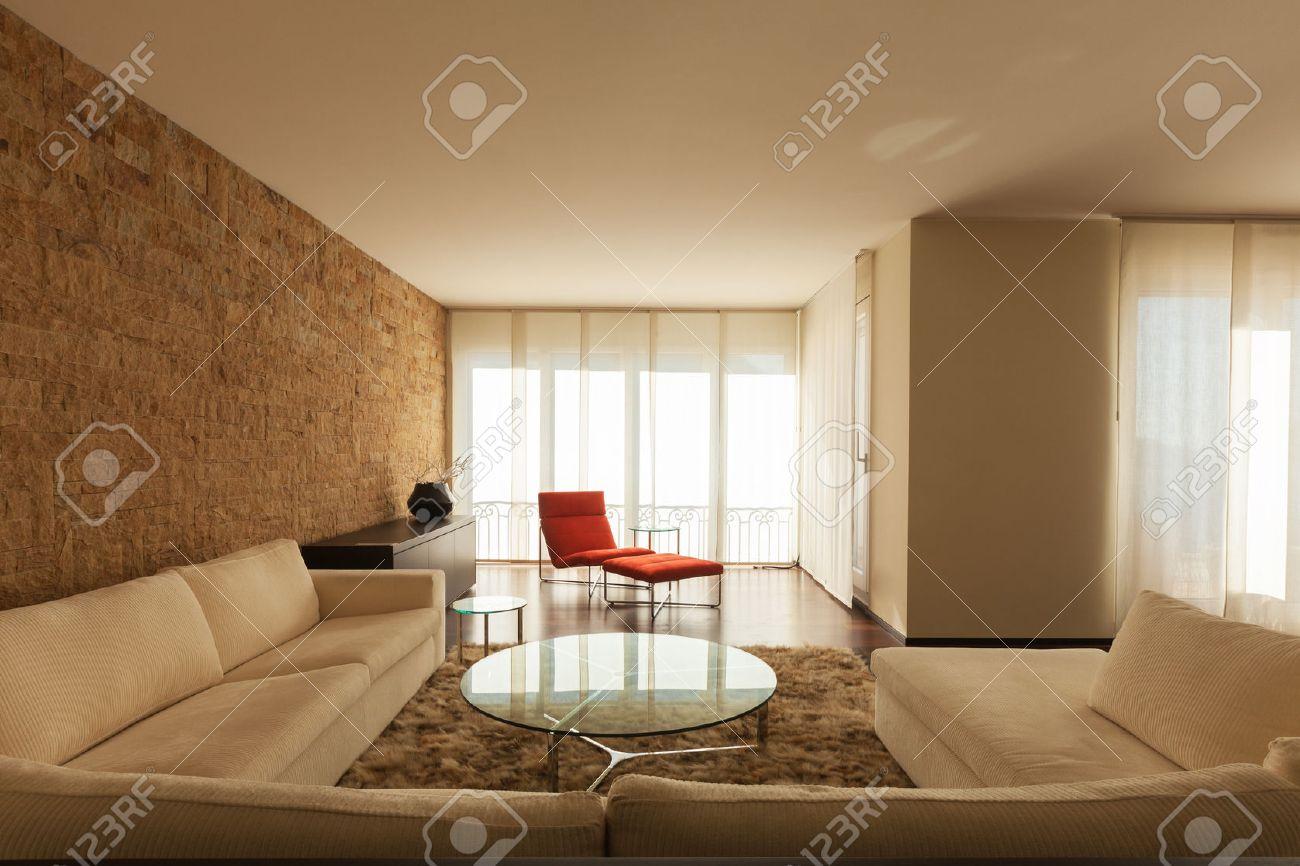 Architettura, interni moderni casa Archivio Fotografico - 54003435