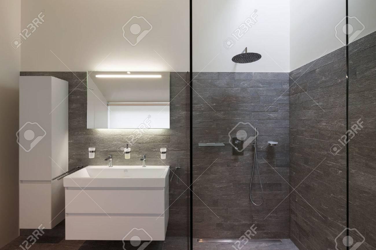 Inter De Una Casa, Cuarto De Baño Diseño Moderno Fotos, Retratos ...
