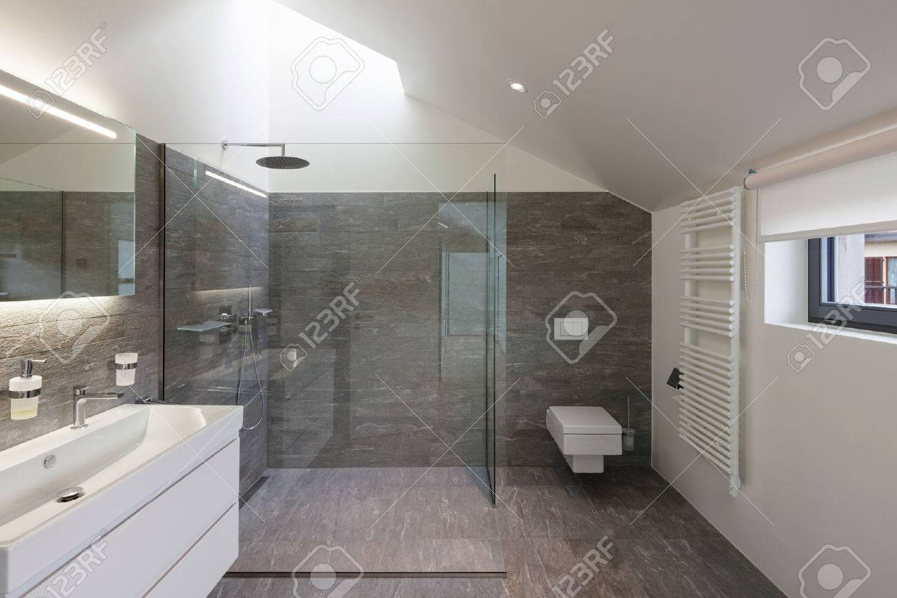 73 ideas de decoración para baños modernos pequeños 2019