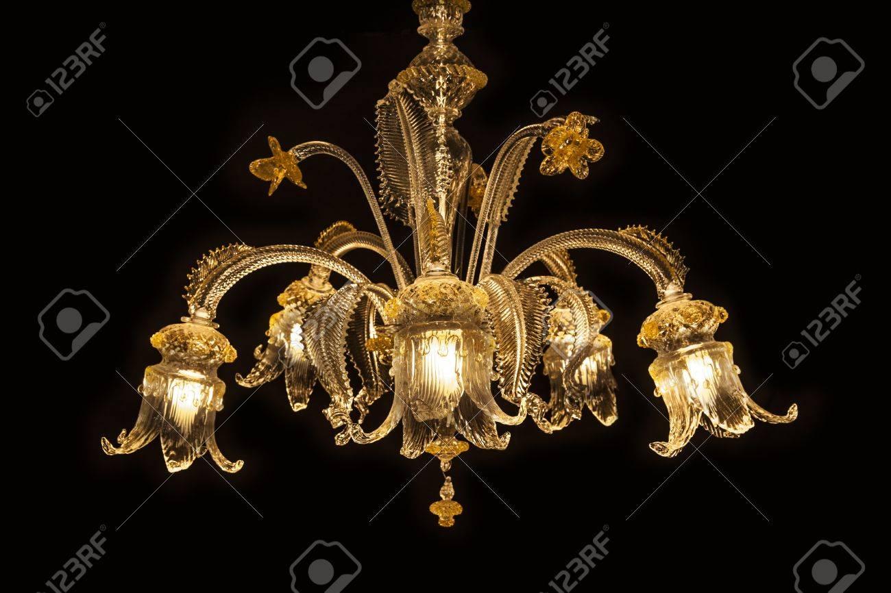 Kronleuchter Für Teelichter ~ Murano glas leuchter lu murano kronleuchter aus glas lifestyle
