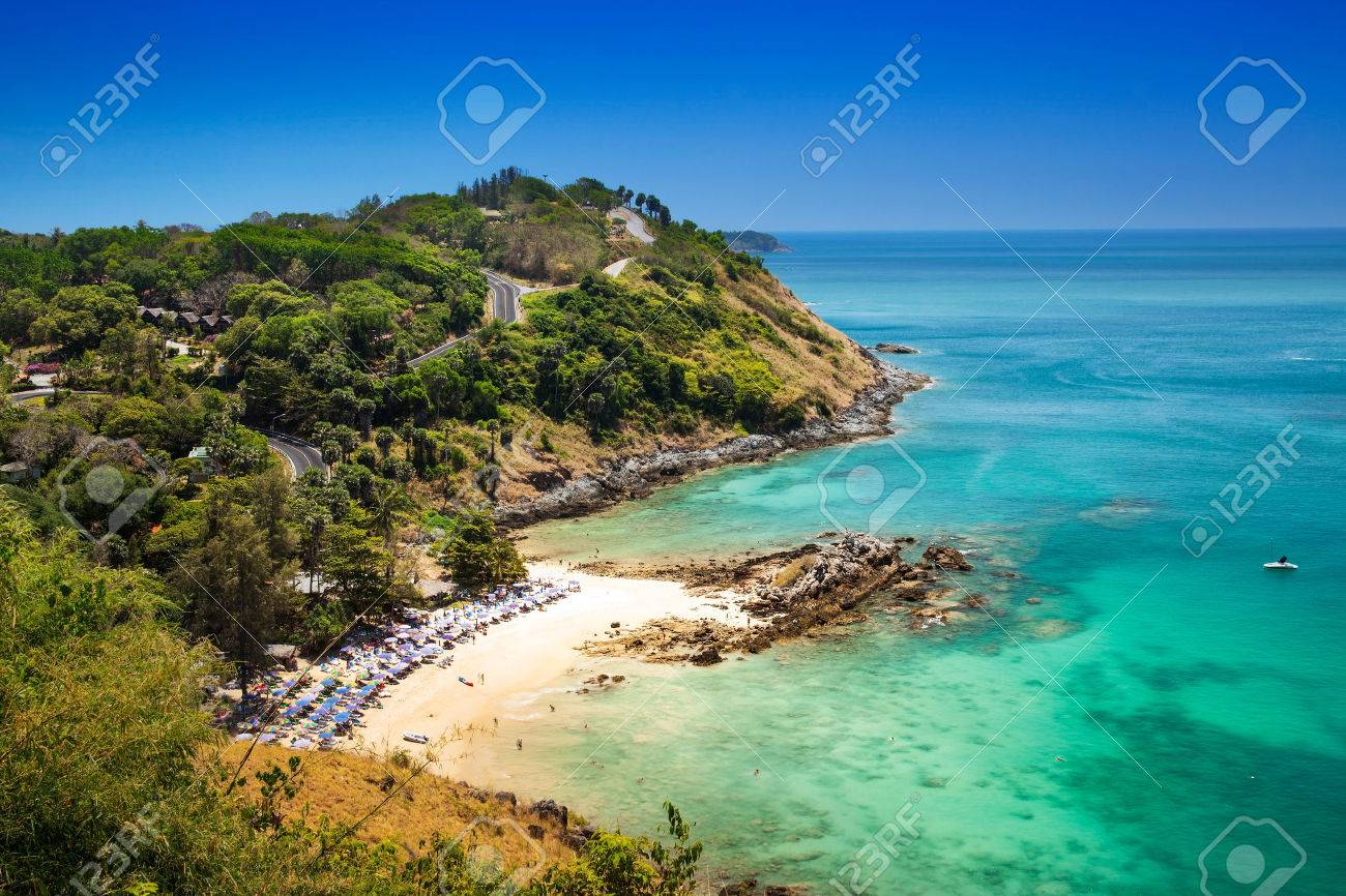 Phuket Island, Tourist attraction in Thailand - Phuket is an international magnet for beach lovers and serious divers in the Andaman Sea - 27473891