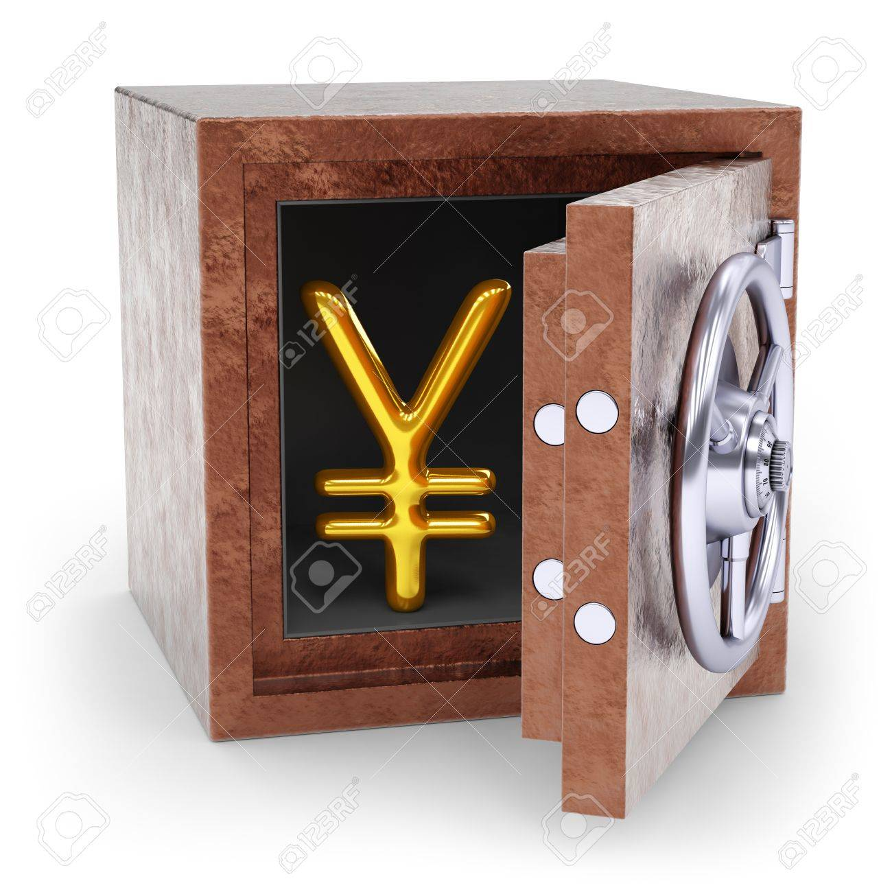 yen Stock Photo - 8930219