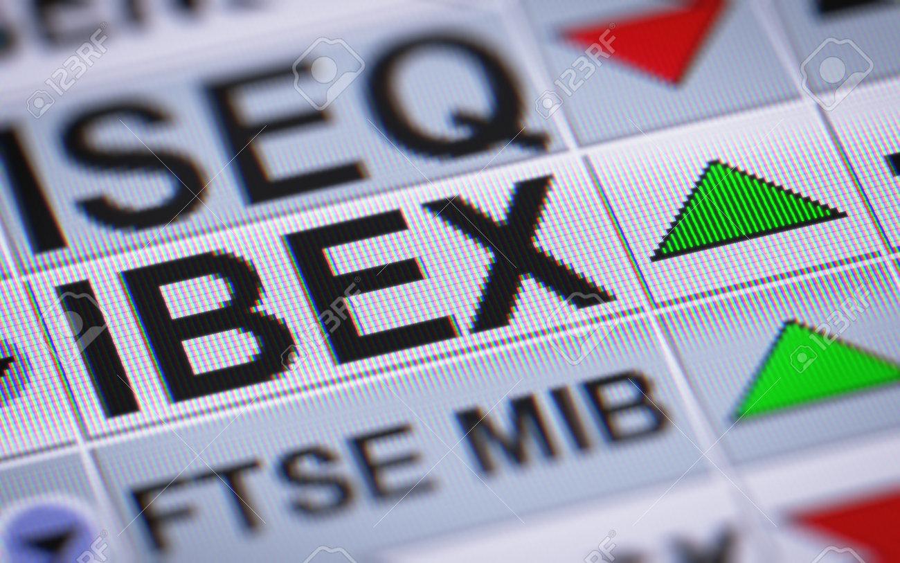 Stock Benchmark Bolsa The Of De Index MadridSpain's Market wiuZkTPOX