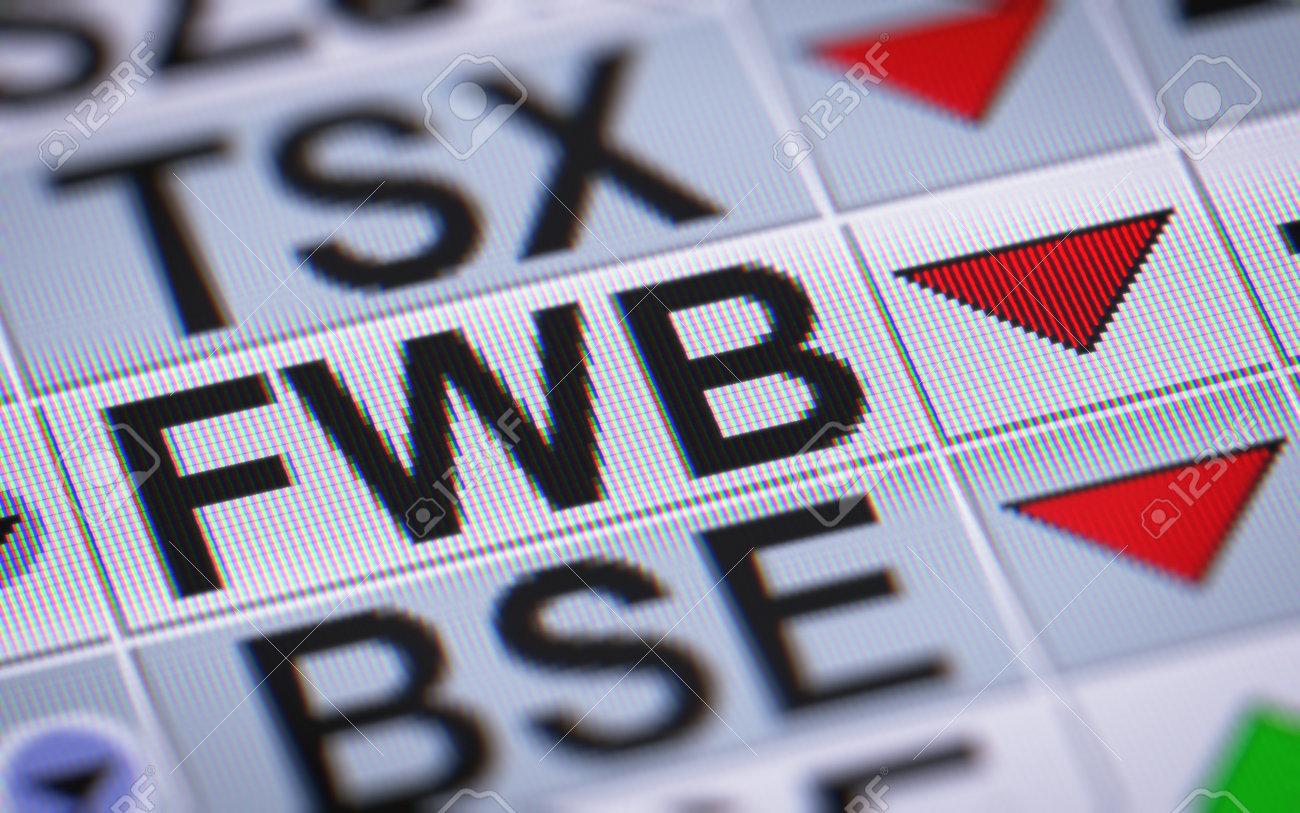 The Frankfurt Stock Exchange (Frankfurter Wertpapierborse, FWB)