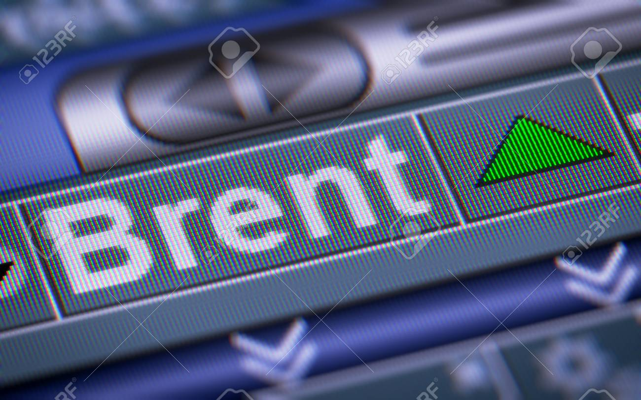 Brent Crude Oil Up Stock Photo Picture And Royalty Free Image