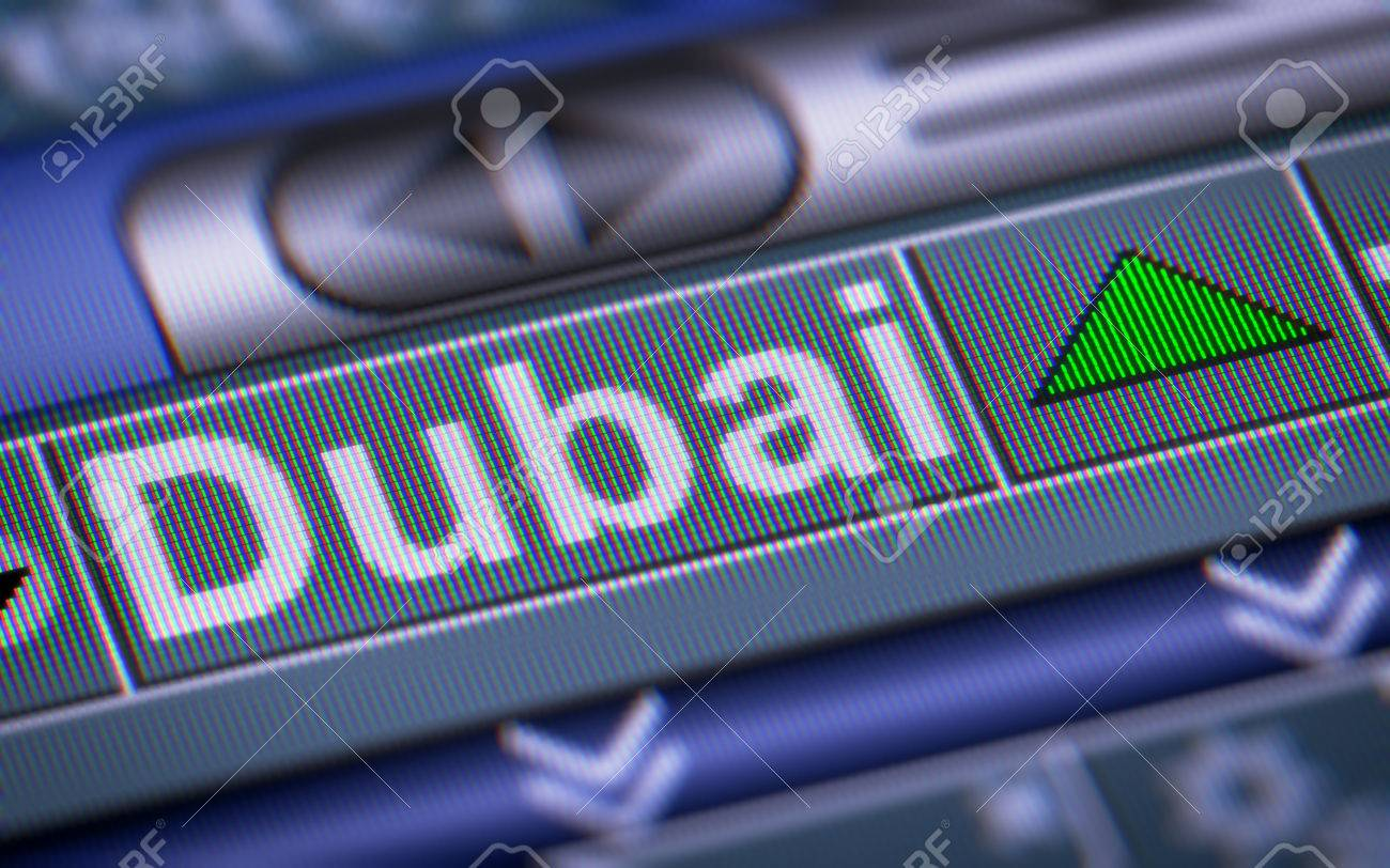 Dubai Crude Oil Up Stock Photo Picture And Royalty Free Image