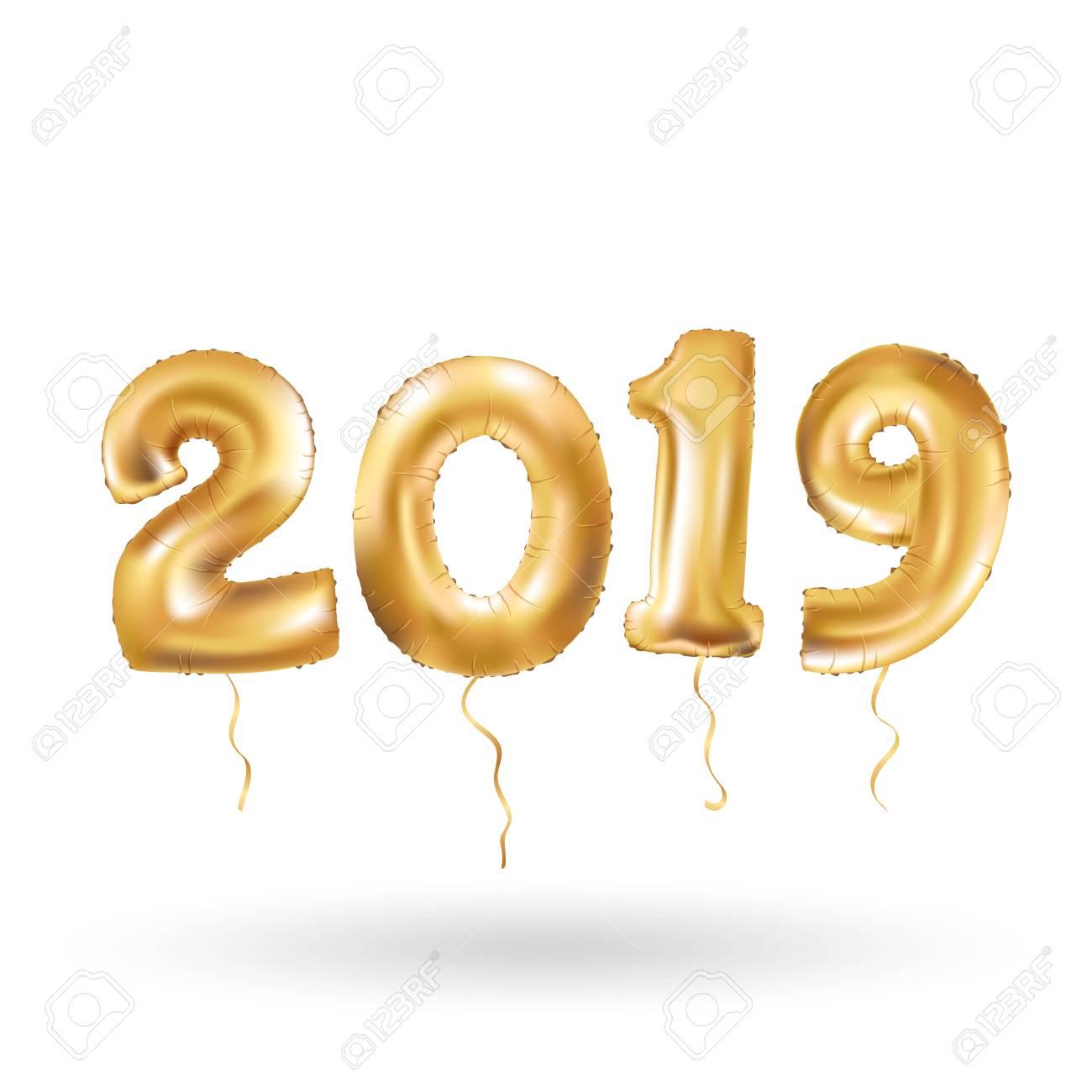 Happy New Year Balloons 68