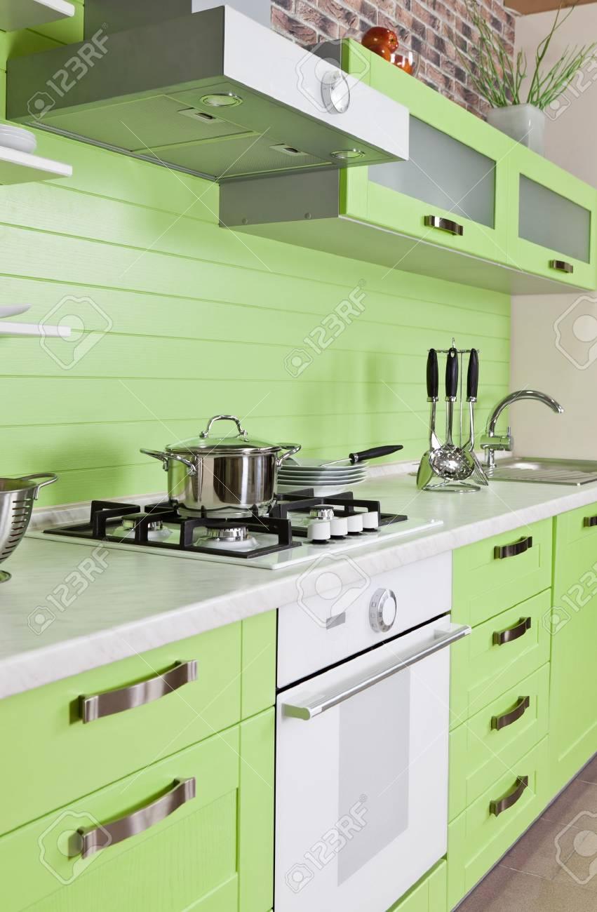 Modern Kitchen Stock Photo - 14613451