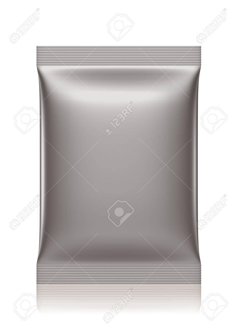 3D sachet bag package - 12507935