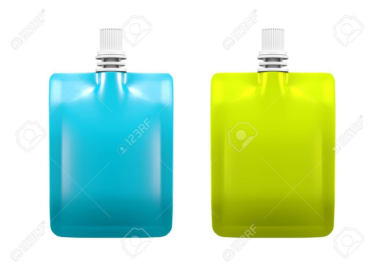 3D Beverage packaging for drink - 12984094