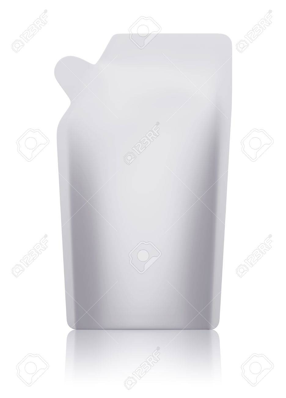 3D Refill bag package Stock Photo - 12984152