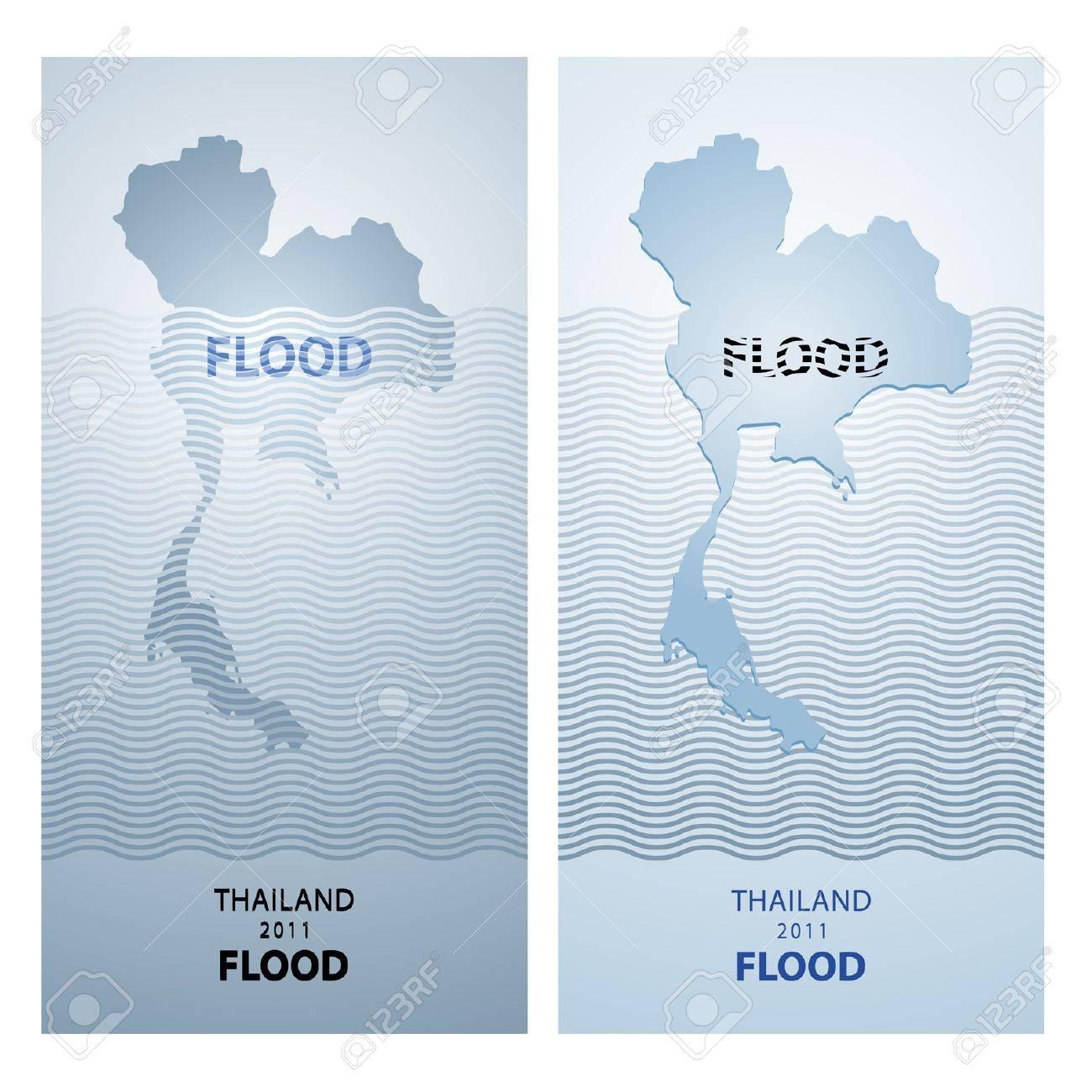 thailand flood 2011 design - 15528505