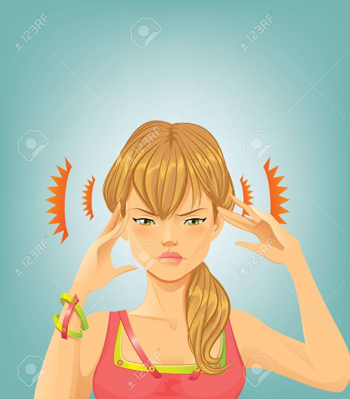 Headache - 21635840
