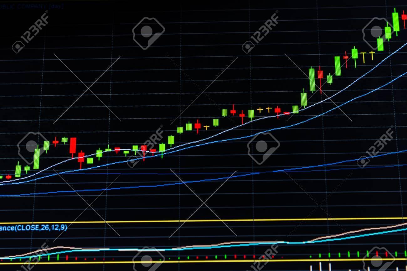 BolsaVela La Visualización De Aumento Crecer Gráfico ValoresEl Económico Concepto Cartas Palo Éxito Del Y Precio Mercado tCQxrdsh