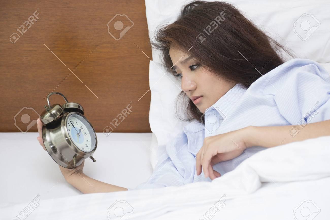 cause insomnie femme