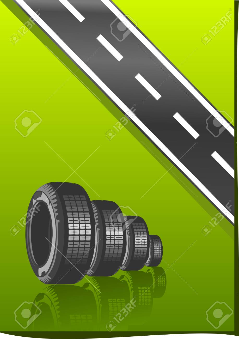 background of car design Stock Vector - 8266748
