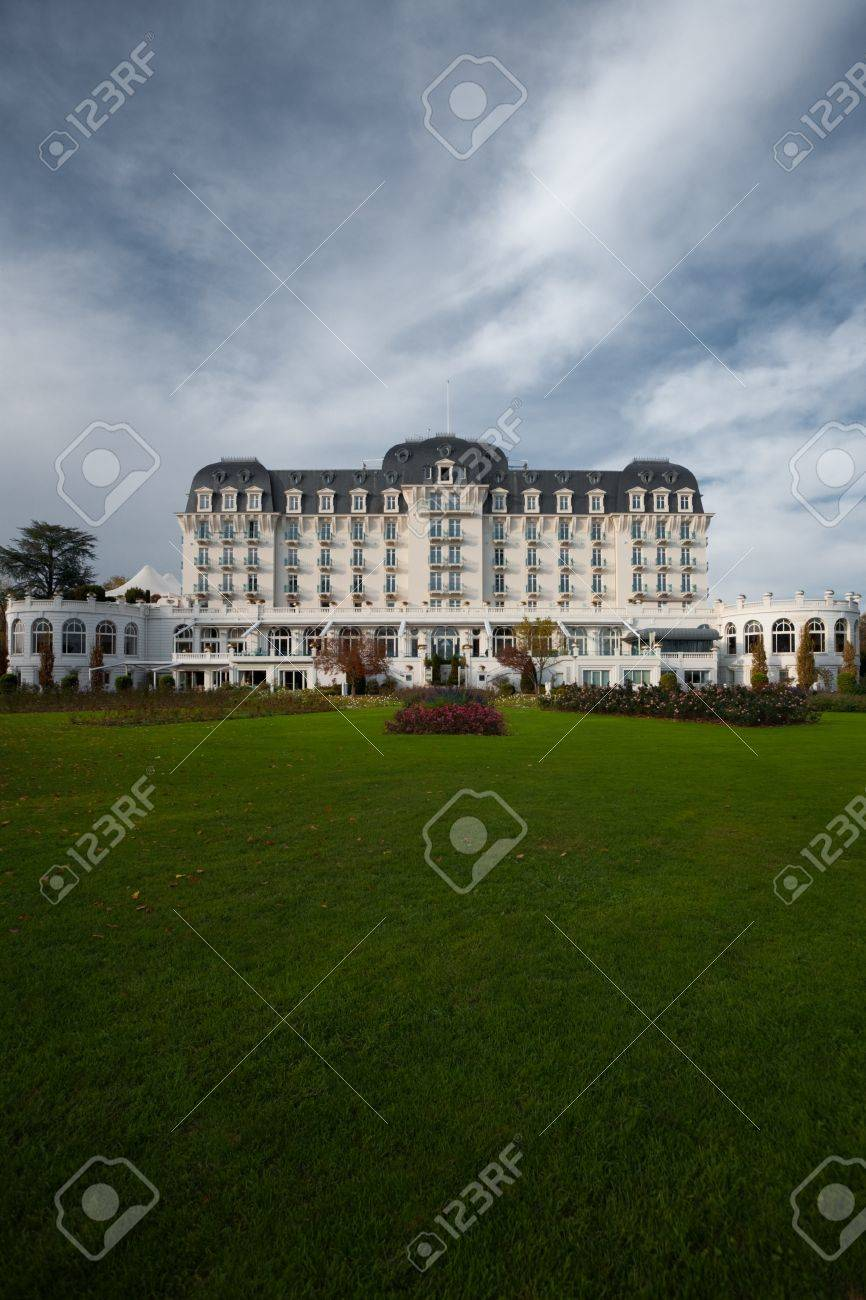 A Beautiful Luxury Hotel The Hotel Imperial Palace Casino At Stock Photo Picture And Royalty Free Image Image