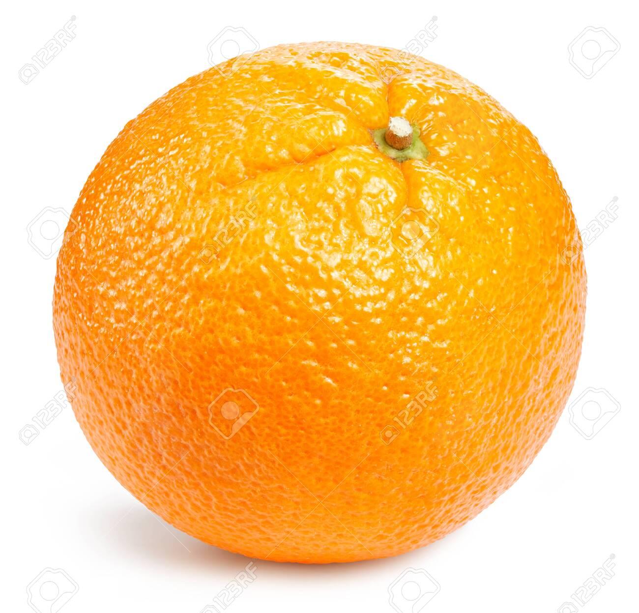 Orange fruits isolated on white - 130842796