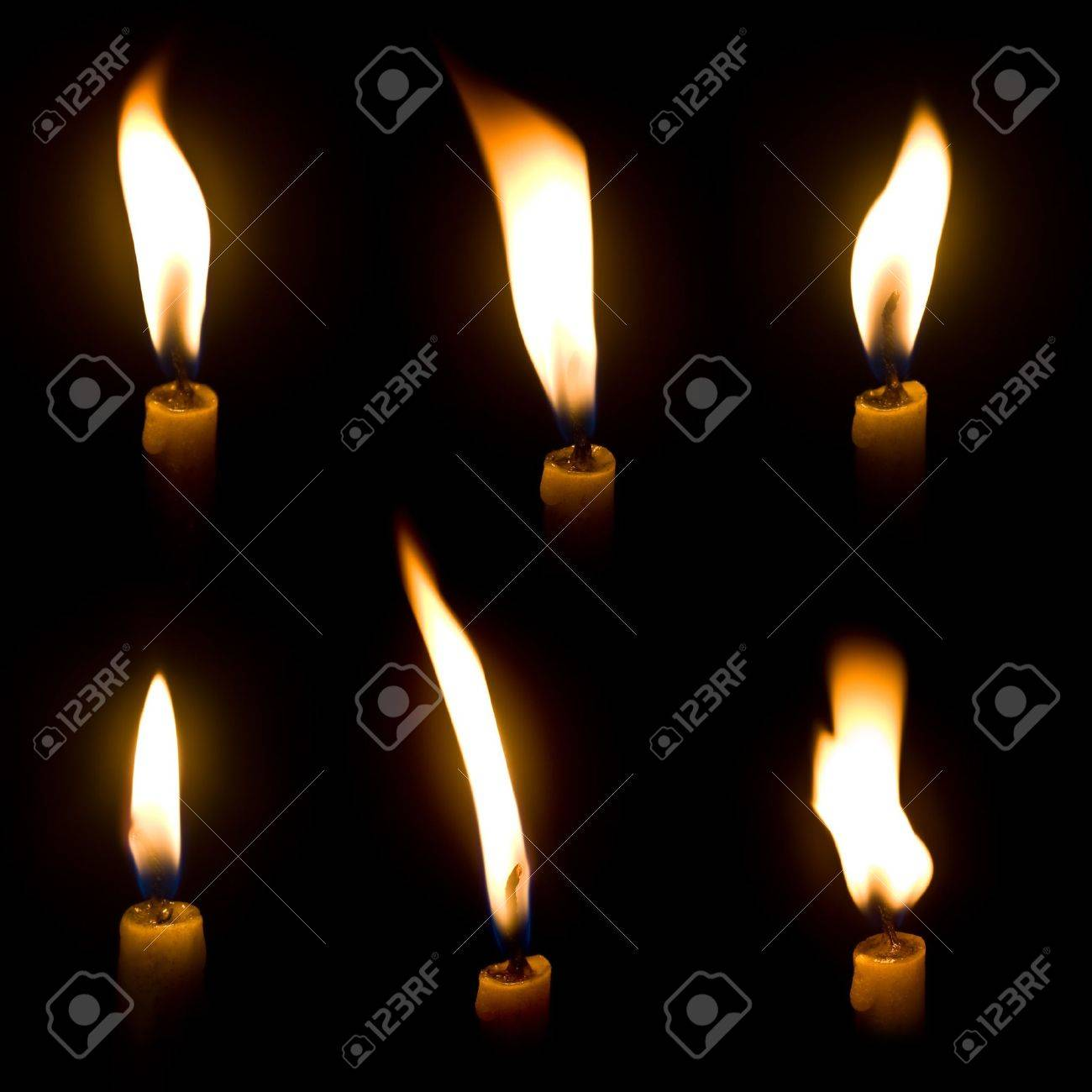 Candle light Stock Photo - 7761756