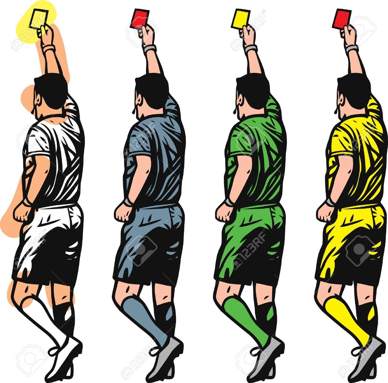 Referee Stock Vector - 7442287