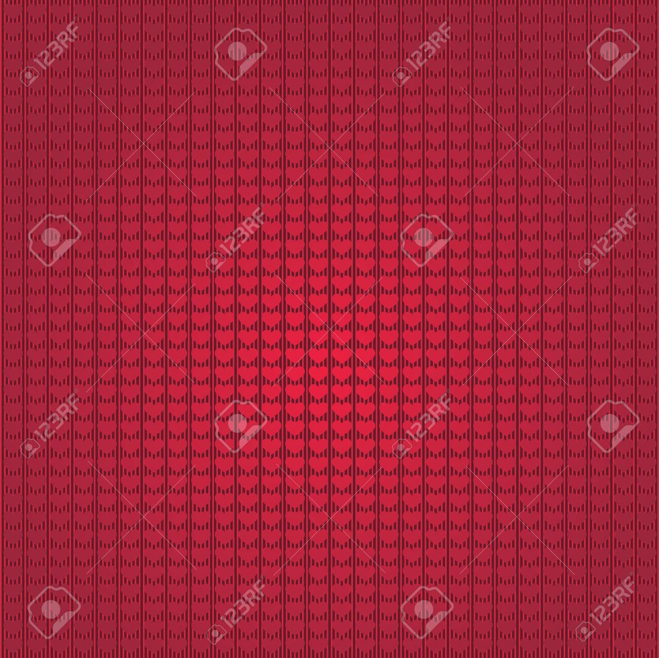 Heart backgrounds. Pattern style heart shapes. Stock Vector - 8045315