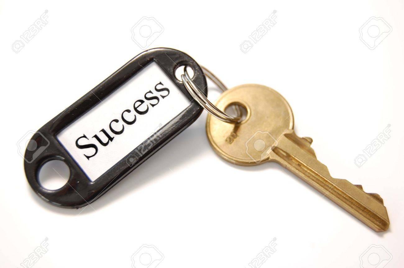 Key to success Stock Photo - 4154177