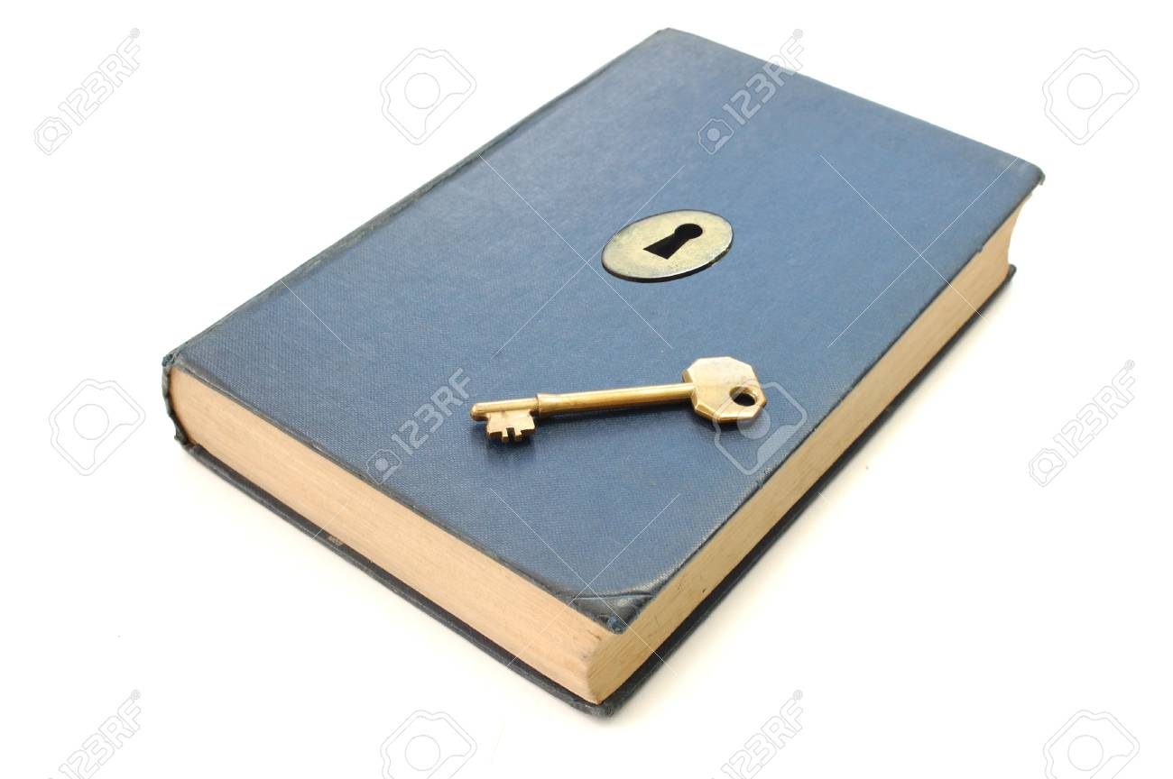 Key to knowledge Stock Photo - 7732321