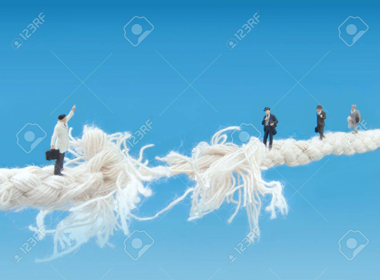 Teamwork Challenge Stock Photo, Picture And Royalty Free Image ...
