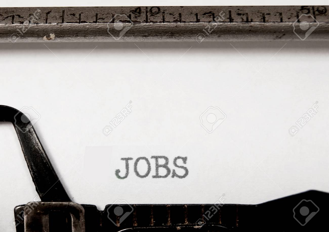 Jobs Stock Photo - 15581260