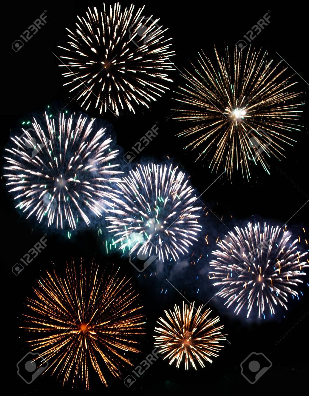 Fireworks Stock Photo - 16720386
