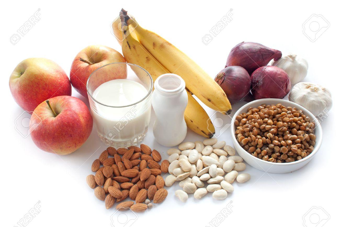 alimentos ricos com probioticos