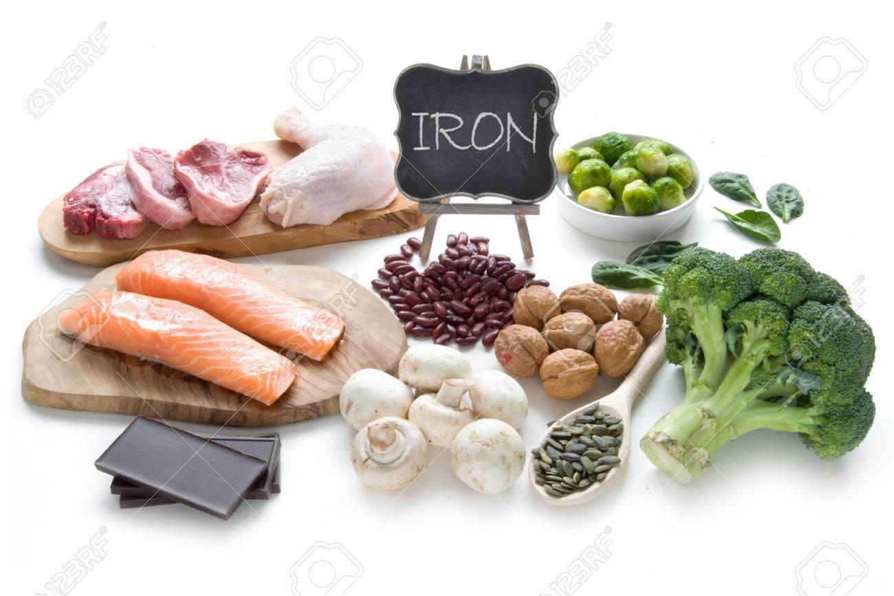 Demir İçeren Yiyecekler