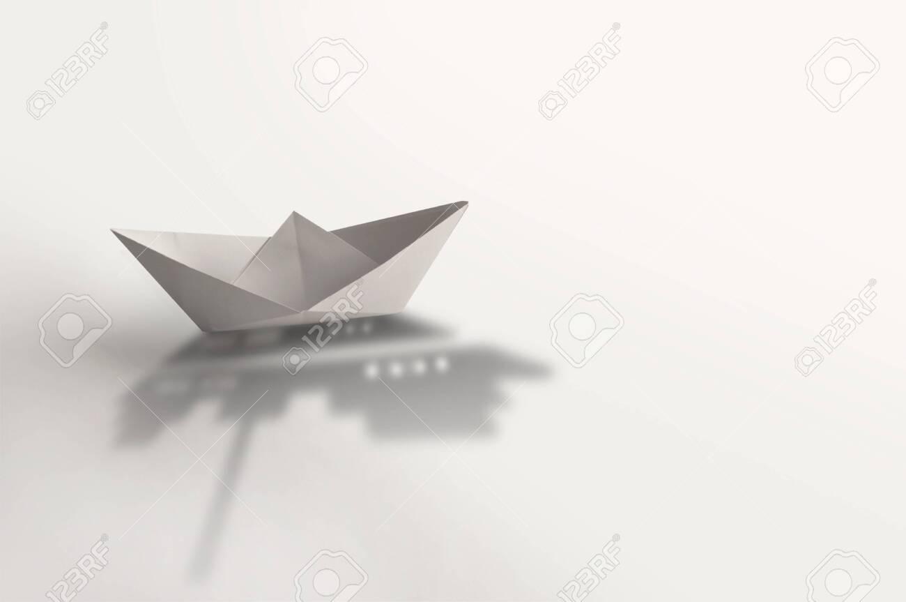 CRUISE SHIP TUTORIAL | EASY SHIP ORIGAMI | Schiff basteln, Origami ... | 863x1300