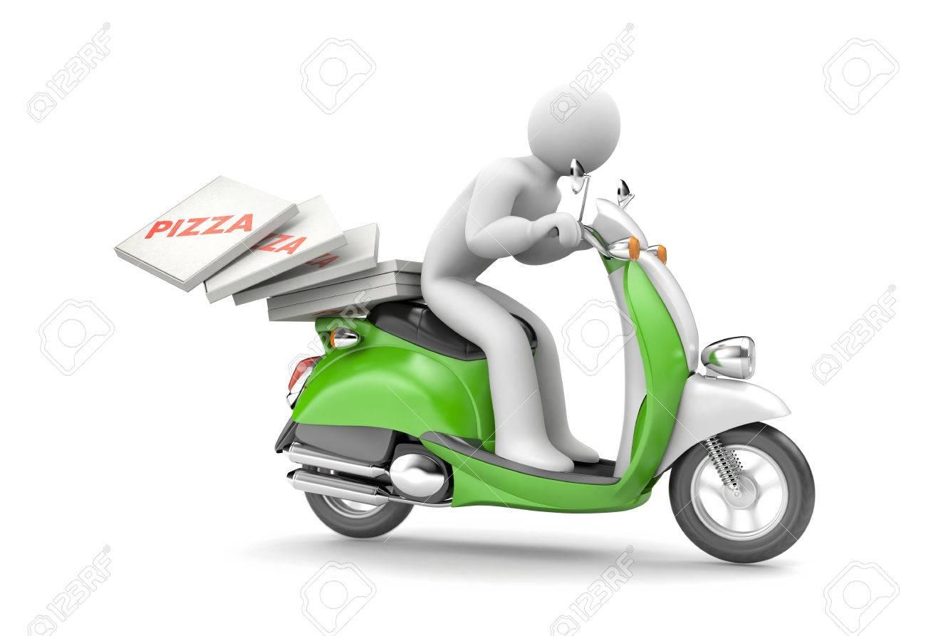 Atractivo Reanudar Entrega Objetiva De Pizza Modelo - Ejemplo De ...