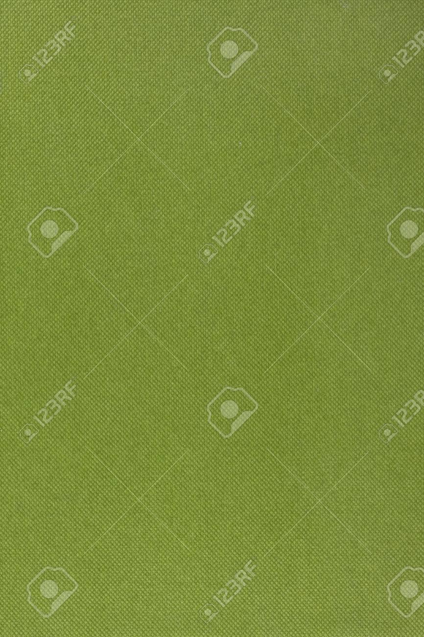 macro shot of bright green coarse textile background Stock Photo - 4716885