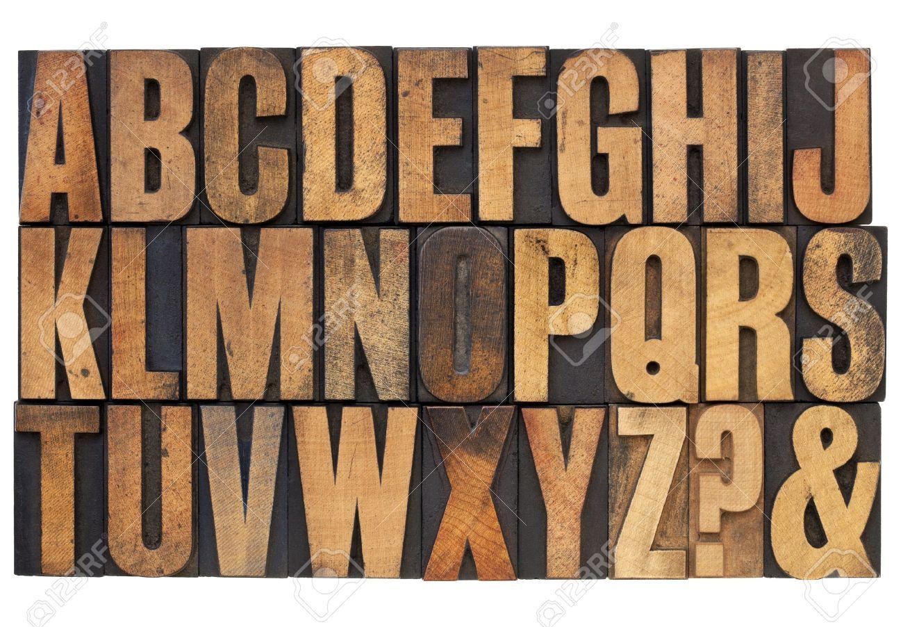 26 Lettres De L Alphabet Anglais Point D Interrogation Et L