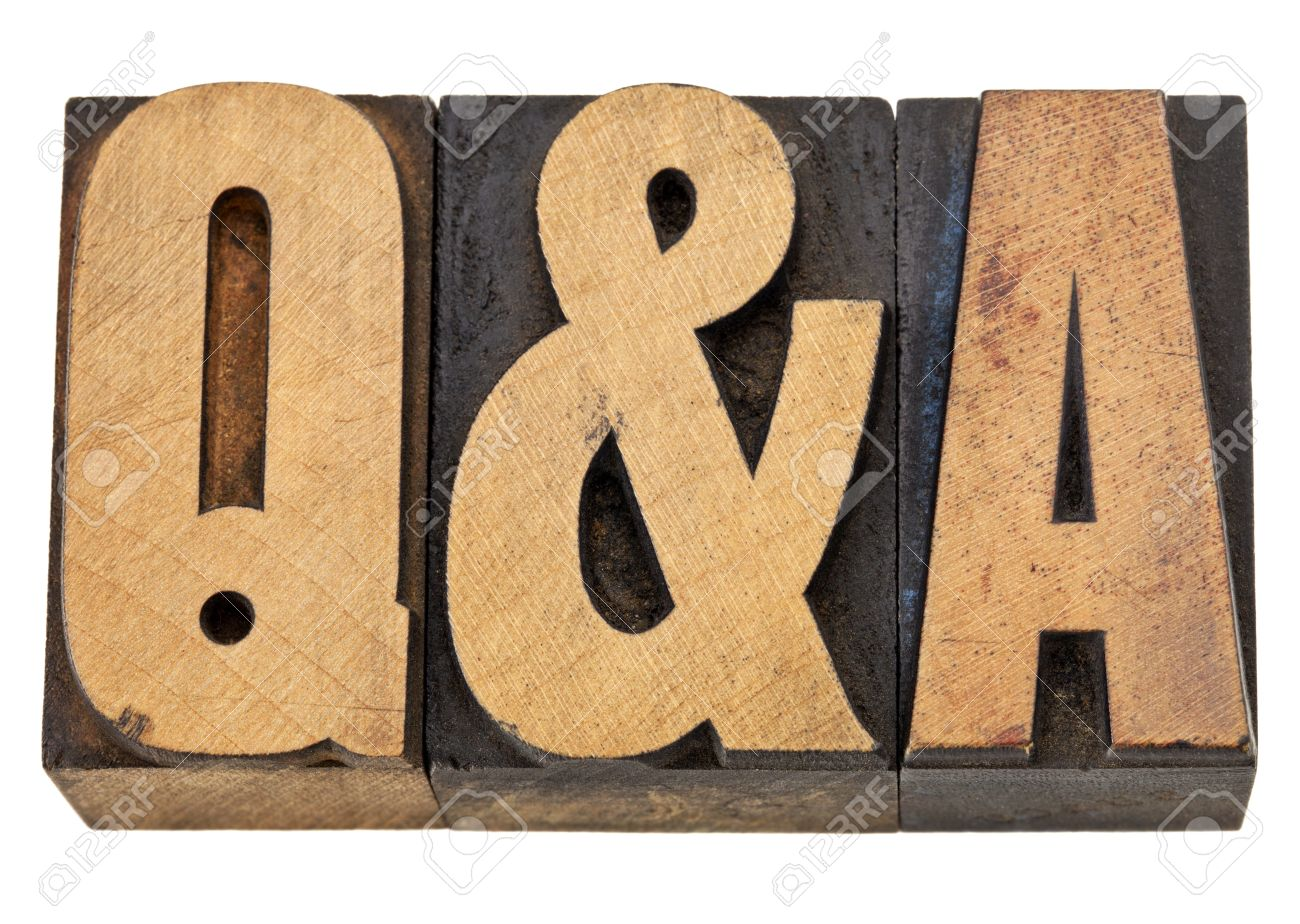 q a questions and answers acronym isolated text in vintage q a questions and answers acronym isolated text in vintage letterpress wood type stock photo