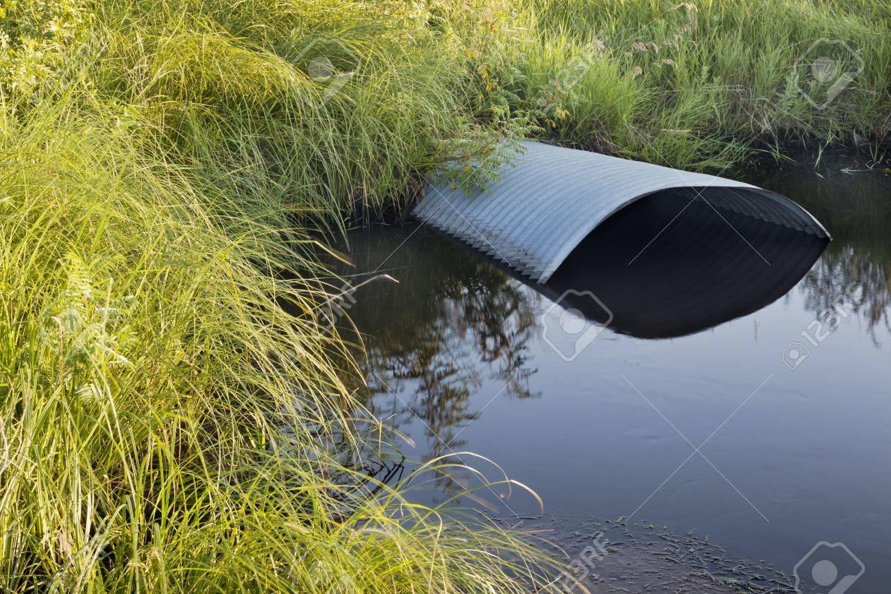 Irrigation Ditch