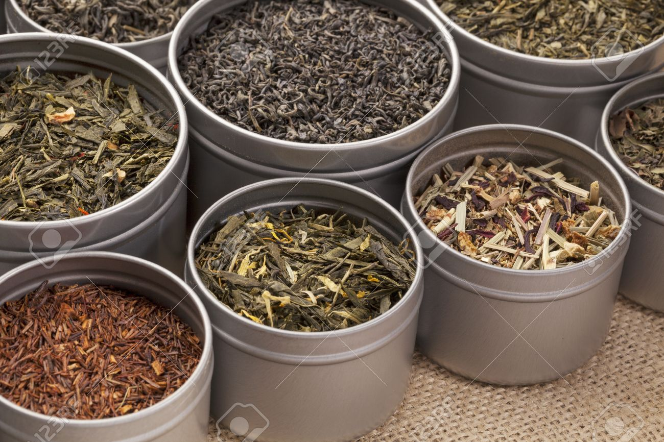 Loose Leaf Tea Stock Photos & Pictures. Royalty Free Loose Leaf ...