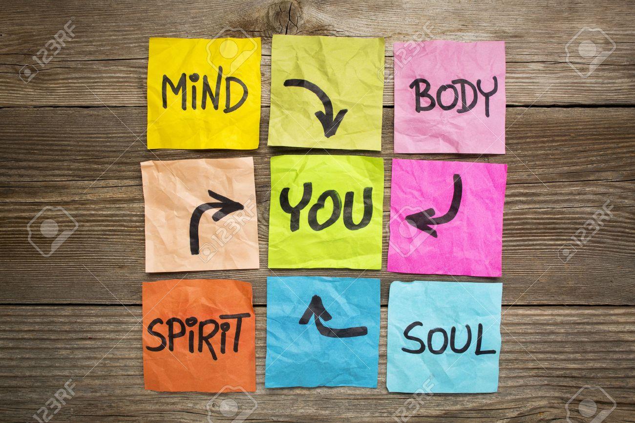 Mind Body Spirit Banner
