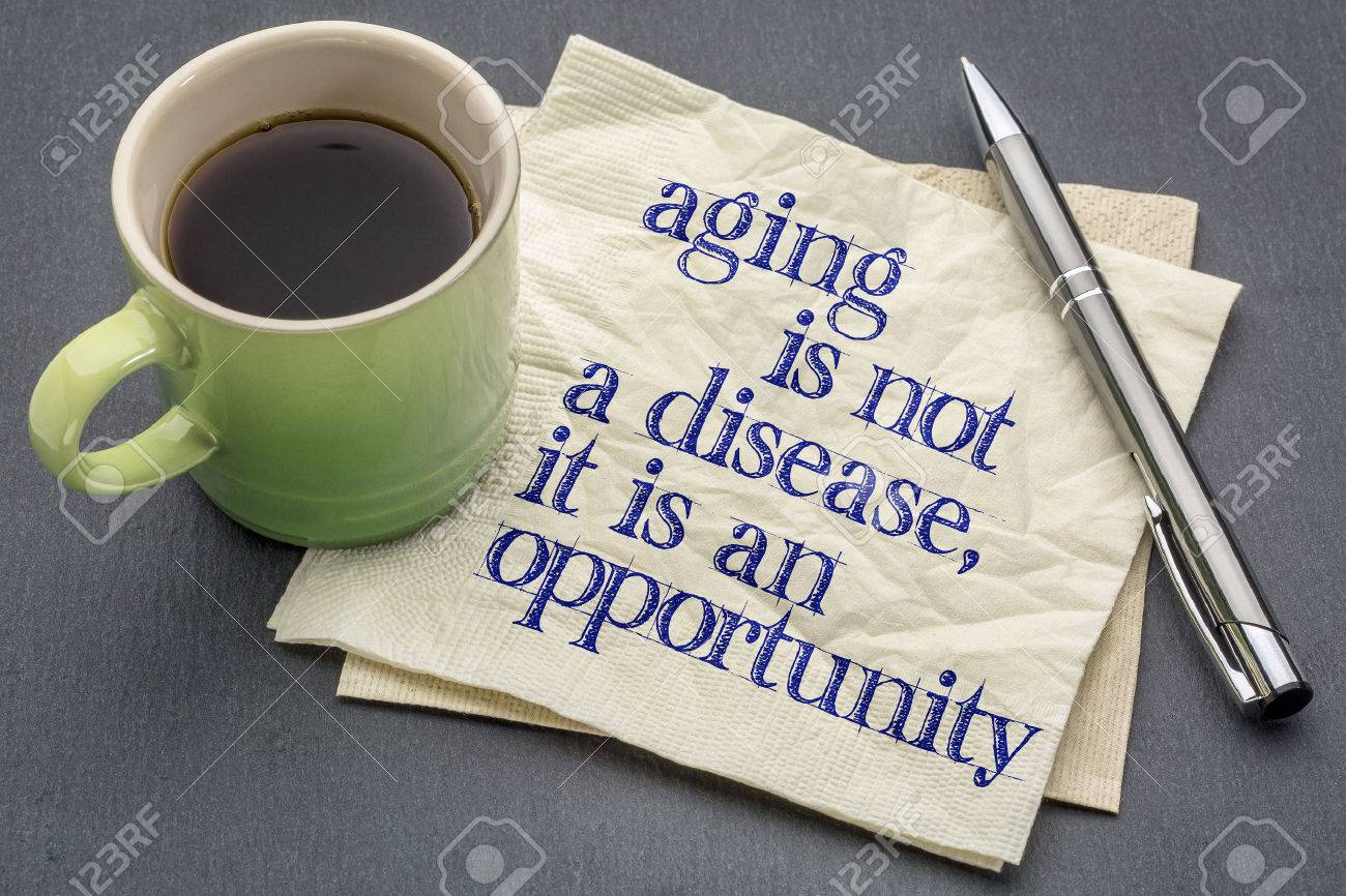 Aging is not a disease: How to be healthy at any age 58