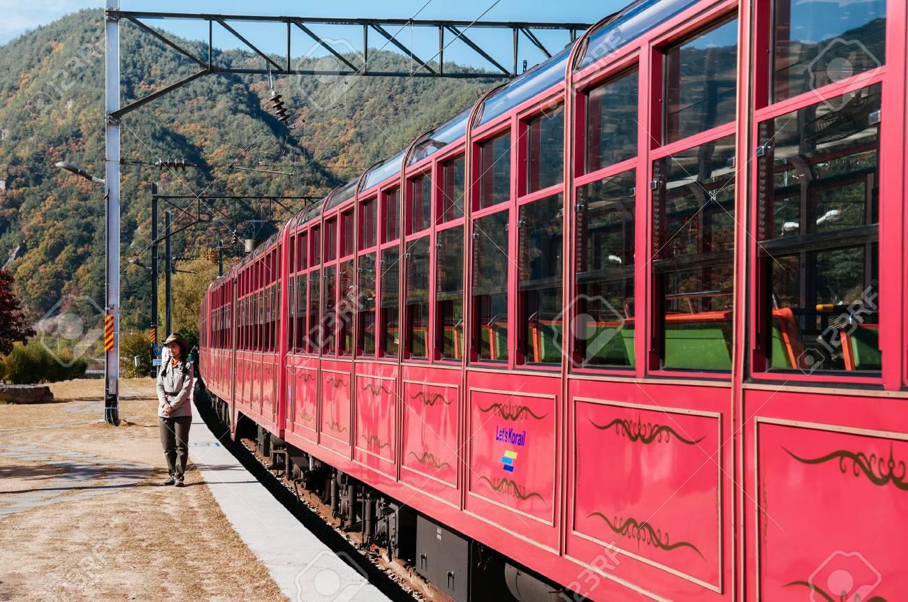 韩国V-train