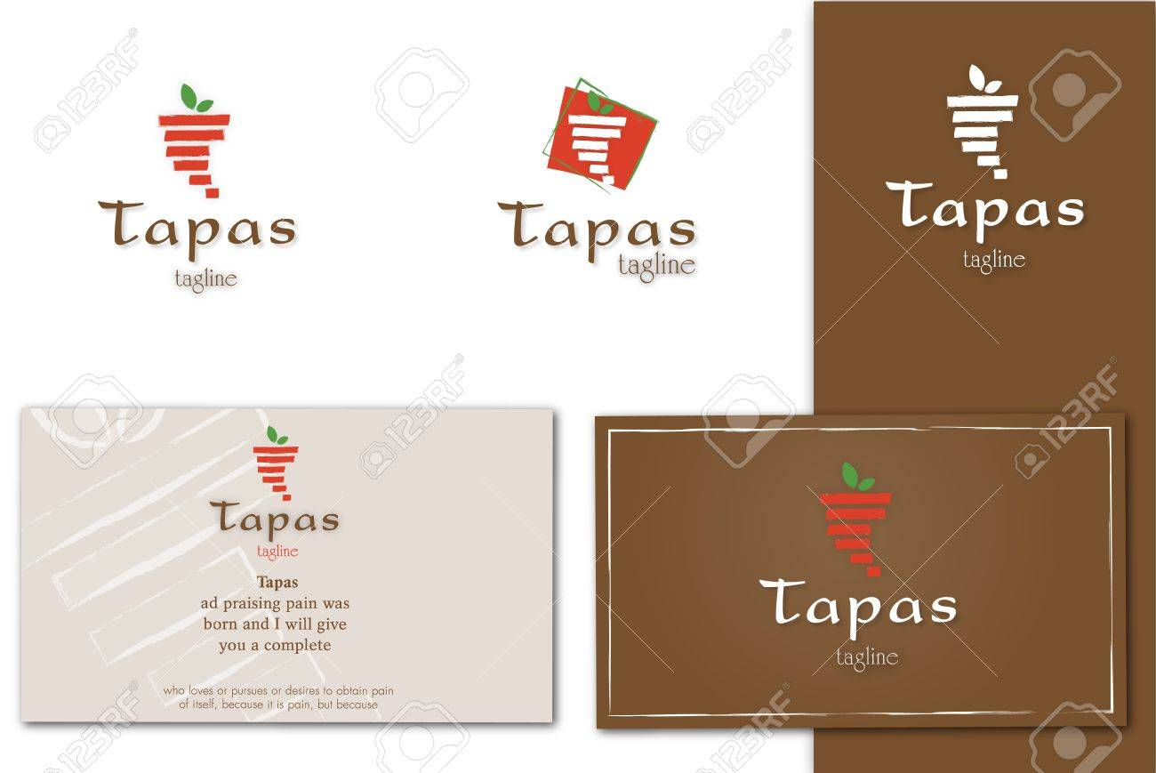 retro restaurant logos Stock Vector - 13778191