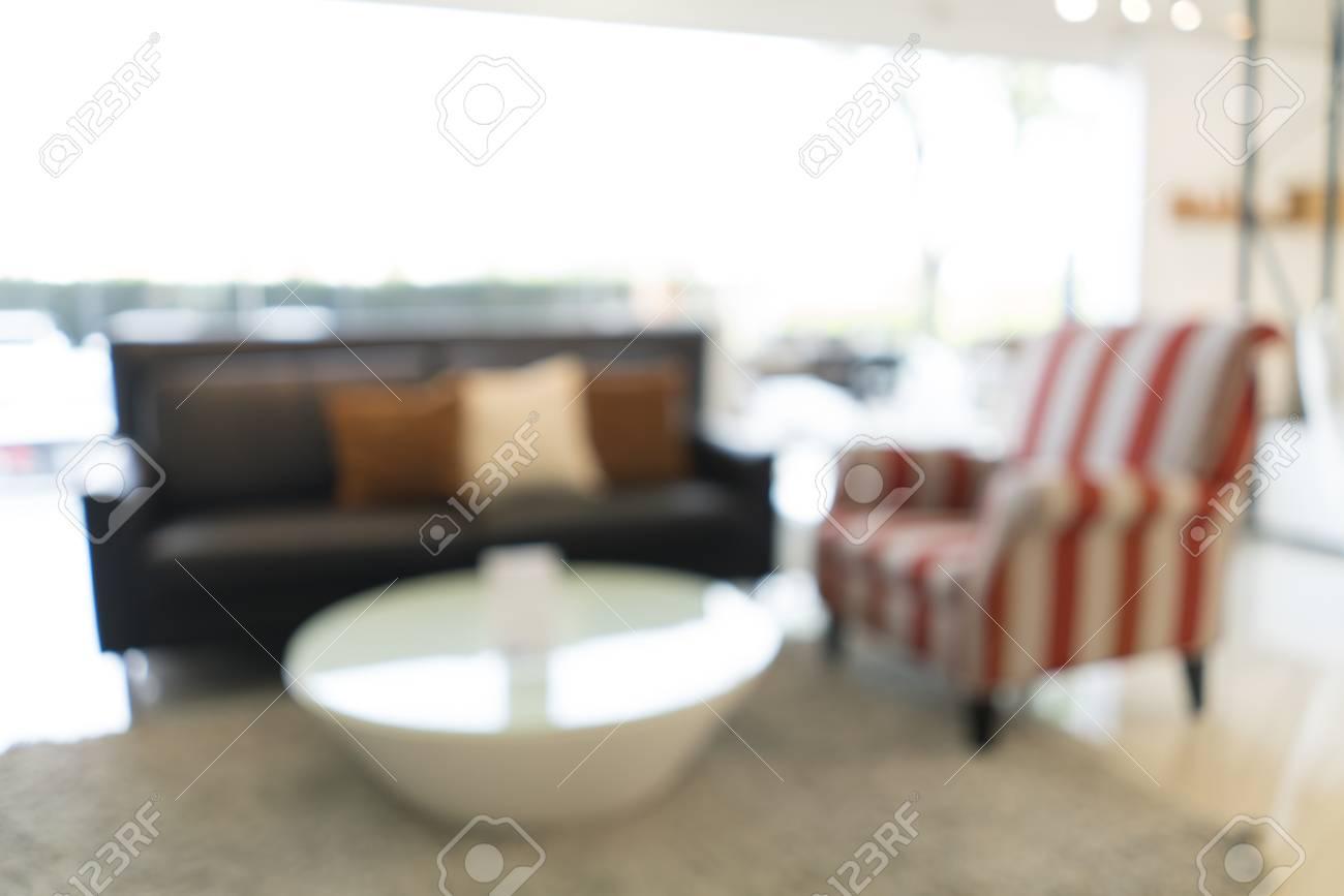 Charmant Standard Bild   Unscharfes Bild Wohnzimmer Für Hintergrund Anwendungen