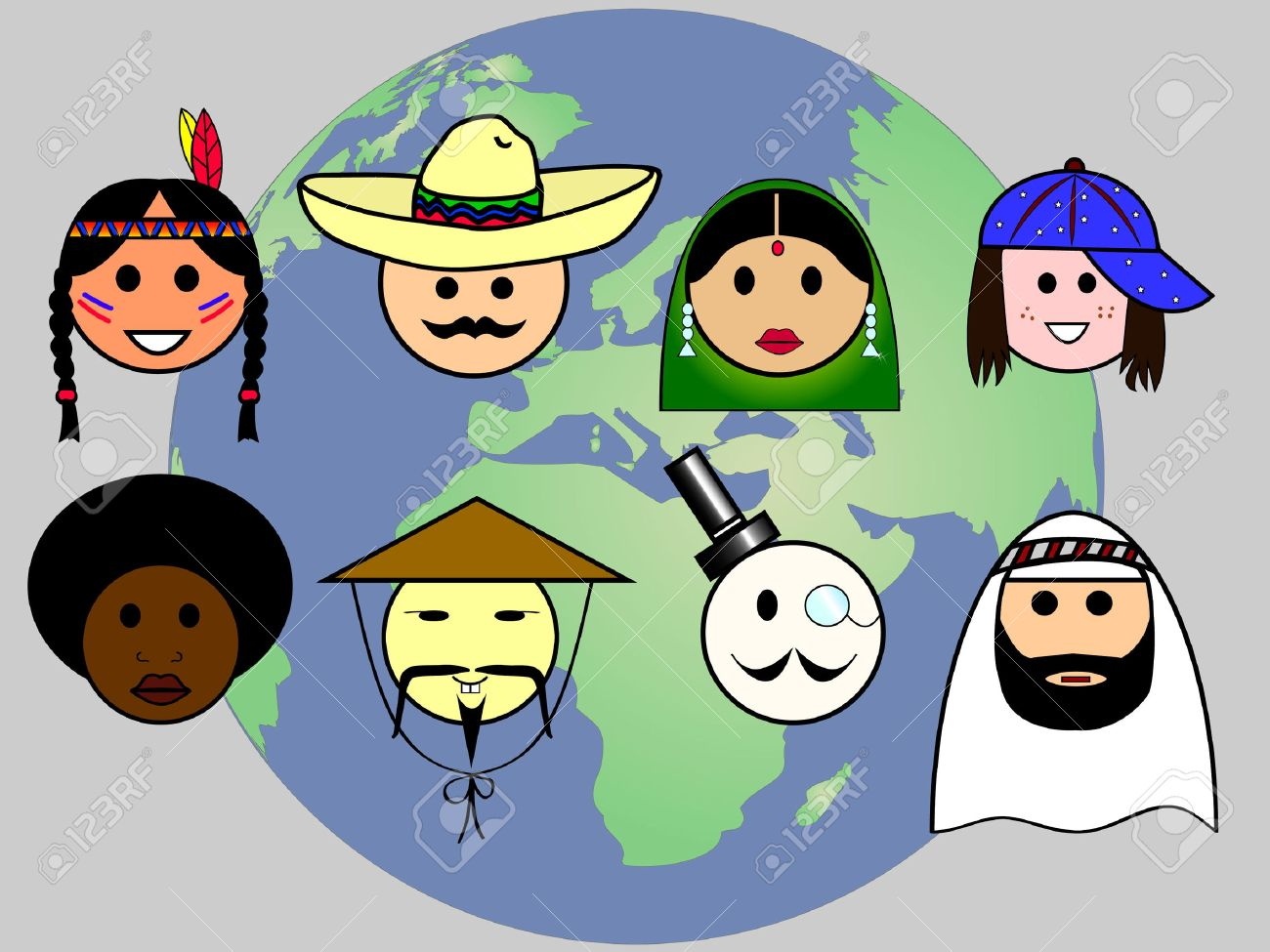 http://previews.123rf.com/images/pixxart/pixxart1102/pixxart110200039/8856304-Different-nationalities-from-all-over-the-world-Stock-Vector-cultural-diversity-nationality.jpg