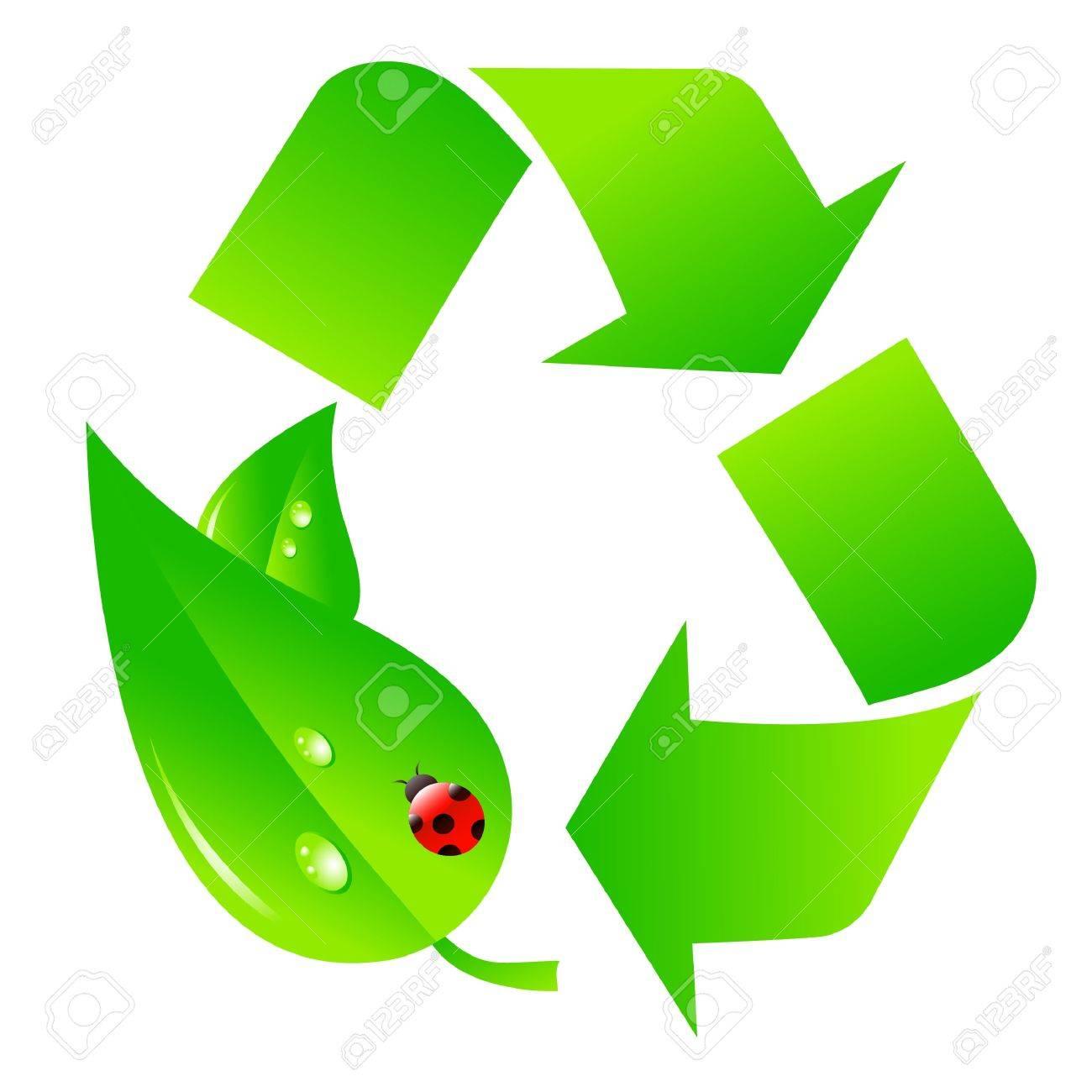 Planète  France: Recyclage le Triman, un petit logo au coeur d'une grande