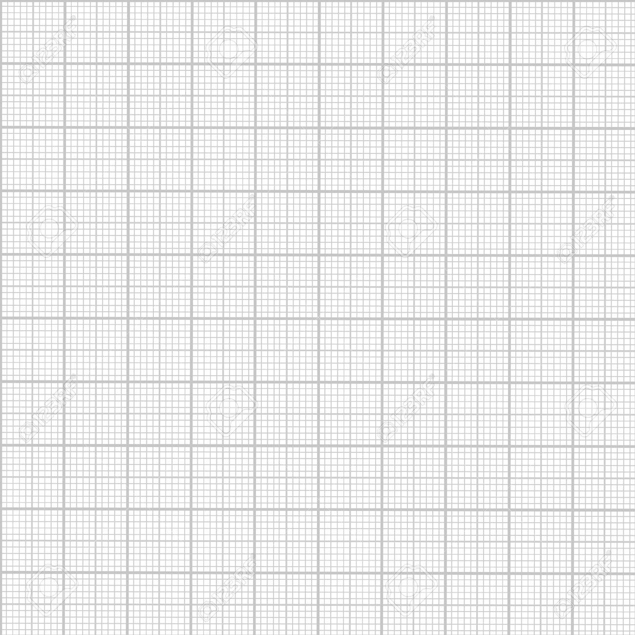 Seamless papier millimétré Banque d'images - 18454753