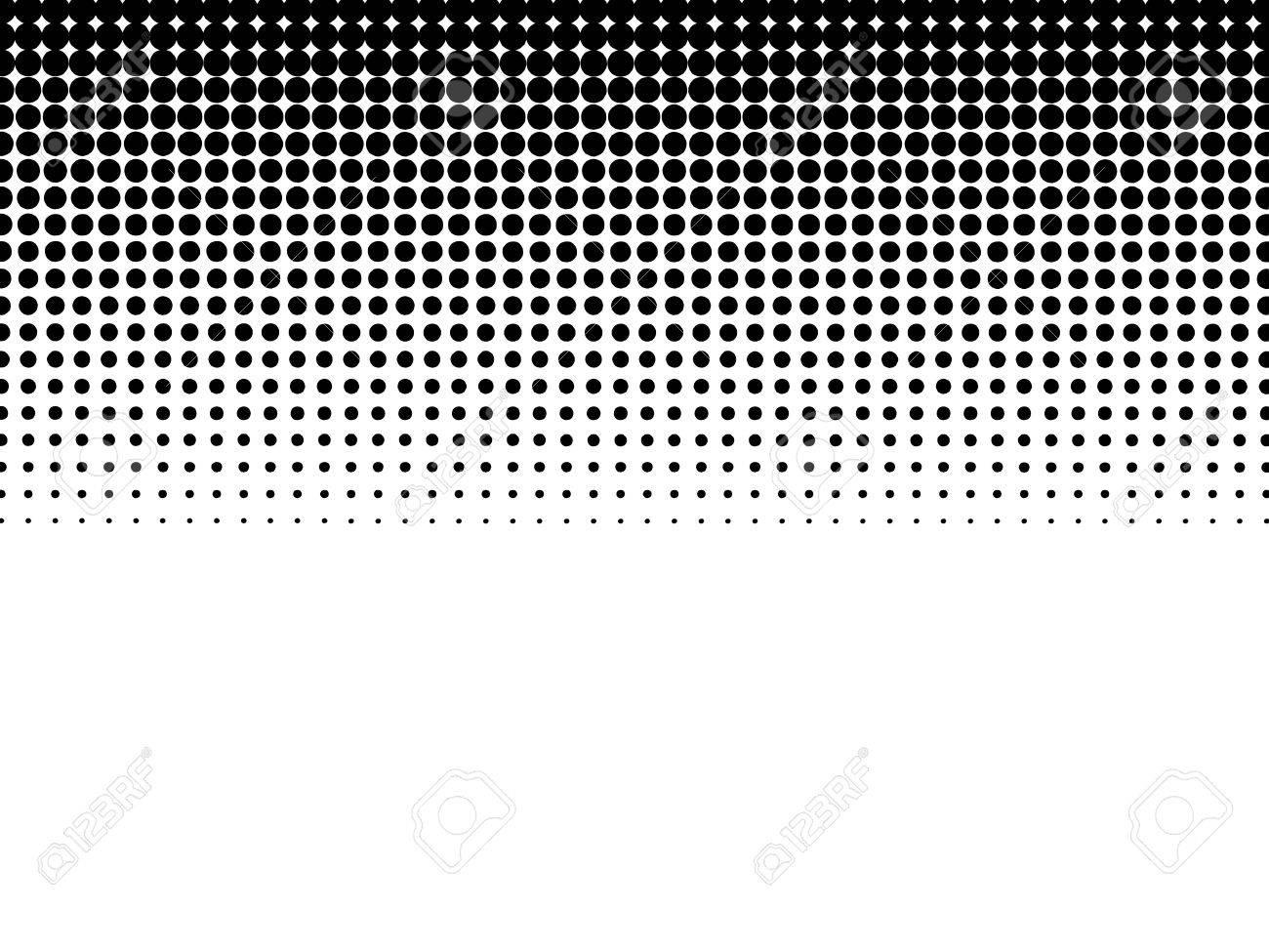 Demi-fond noir-blanc Banque d'images - 23548428
