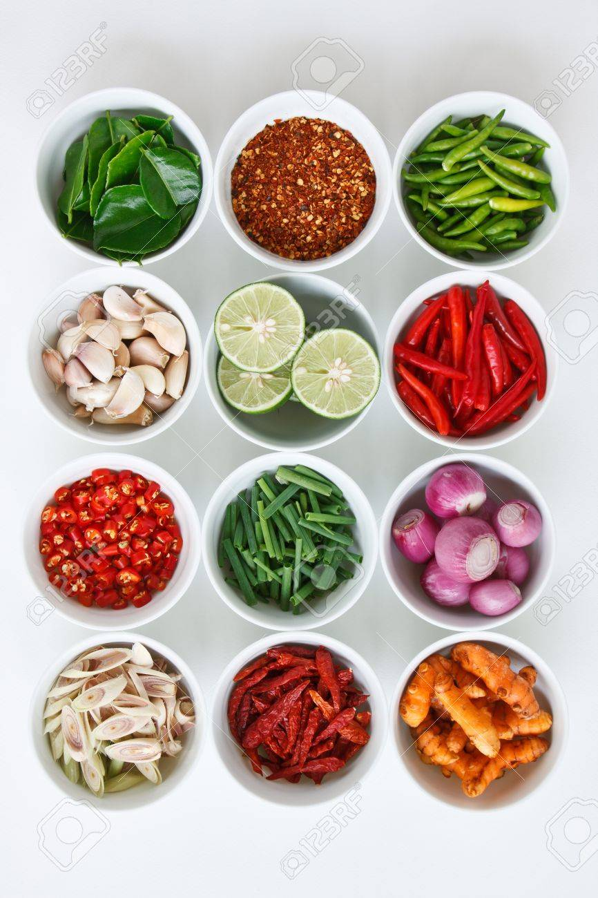 Thai food ingredients stock photo picture and royalty free image thai food ingredients stock photo 9028269 forumfinder Image collections
